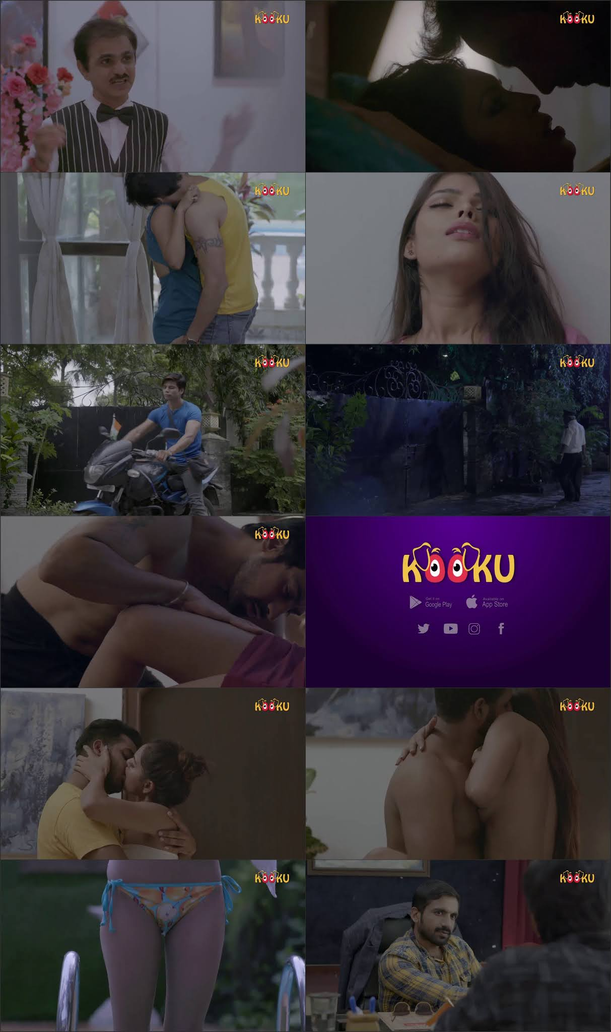 Couples Guest House 2020 HDRip 300Mb Hindi 720p Download