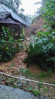 Tanah Longsor Kabupaten Pacitan