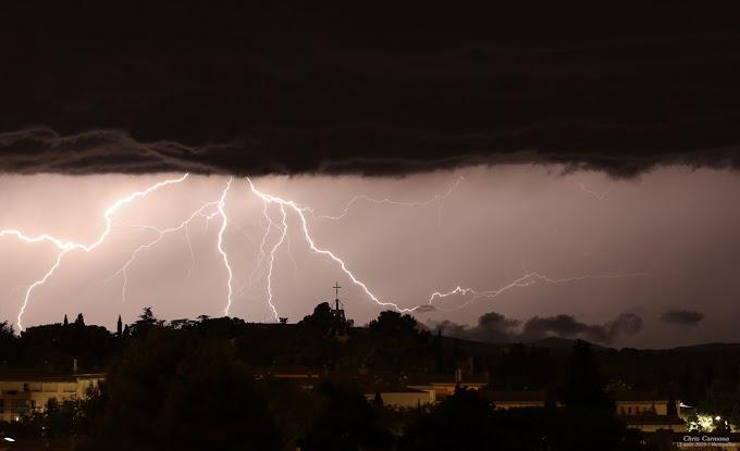 Le point météo de la soirée