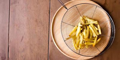 Kesehatan - 7 Alasan Anda Harus Mengurangi Makanan yang Digoreng
