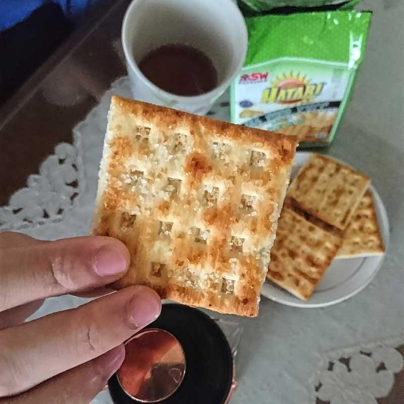 hatari biskuit, hatari peduli
