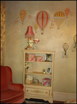 Decorating Theme Bedrooms Maries Manor Hot Air Balloon