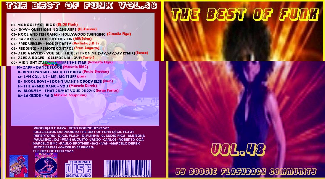 Freestyle Beat The Best Of Funk Vols 43 Ao 50