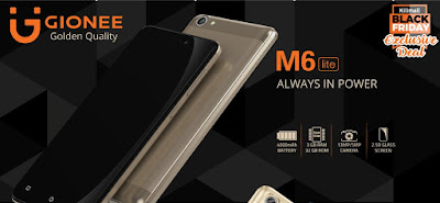 Gionee M6 Lite Kenya