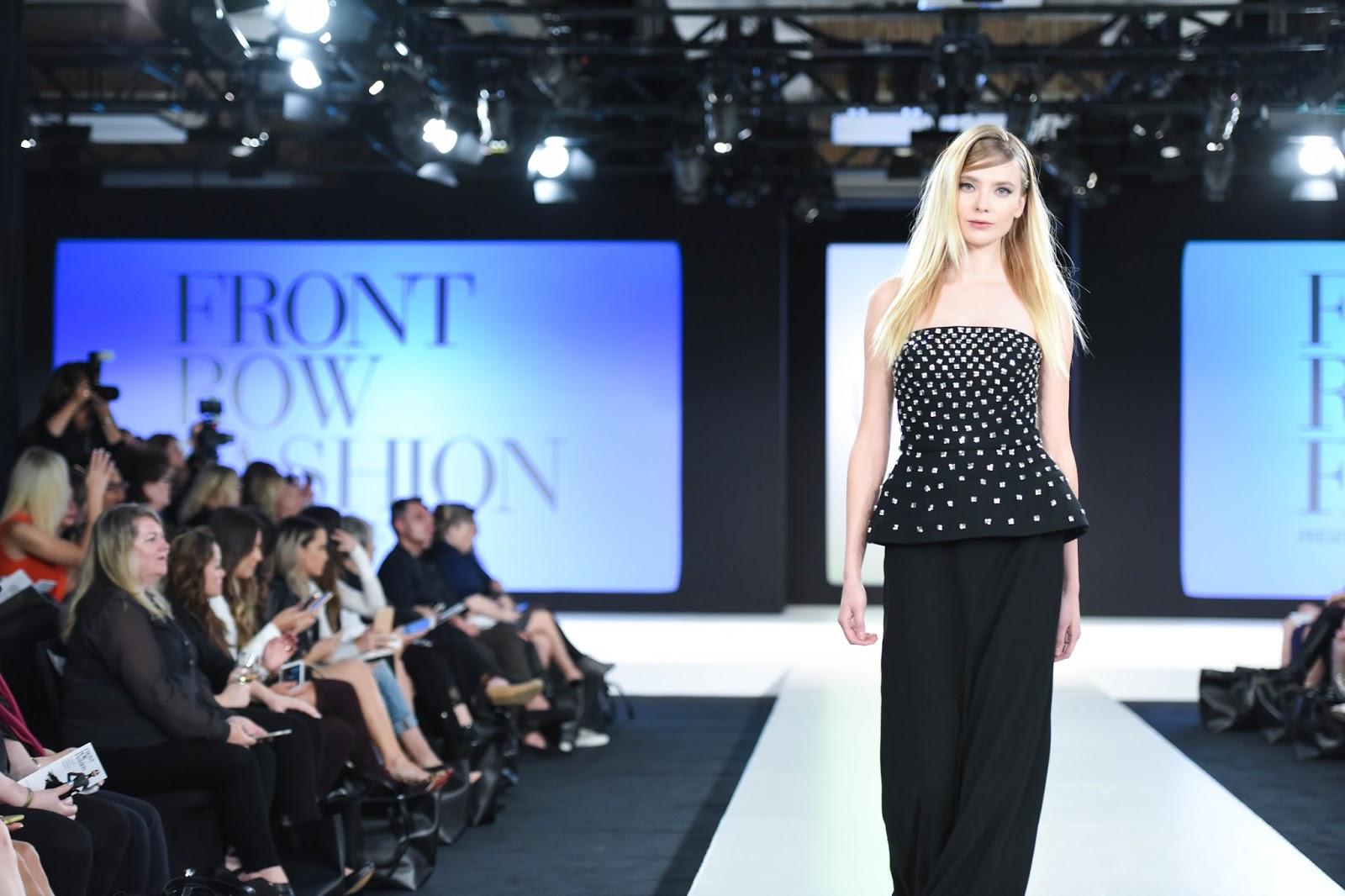Vogue Front Row Fashion Show at Bellevue Fashion Week