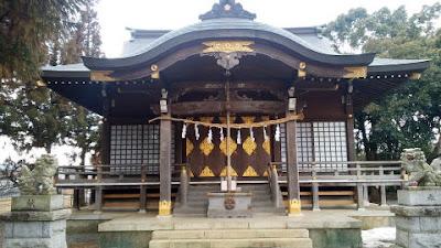 多摩散歩は青梅市の浮嶋神社