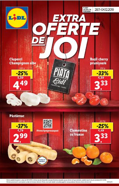 EXTRA OFERTE DE JOY lidl