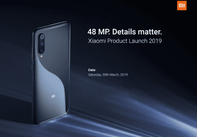 Xiaomi Mi 9 is coming to the Philippines on March 30