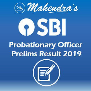 SBI PO Prelims Result & Cut-Offs 2019 Declared