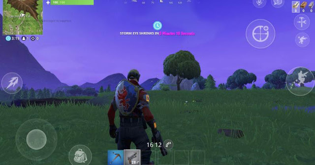 cheat fortnite android tanpa root