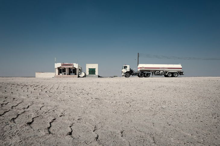 Chromasia - Photography - Lorry