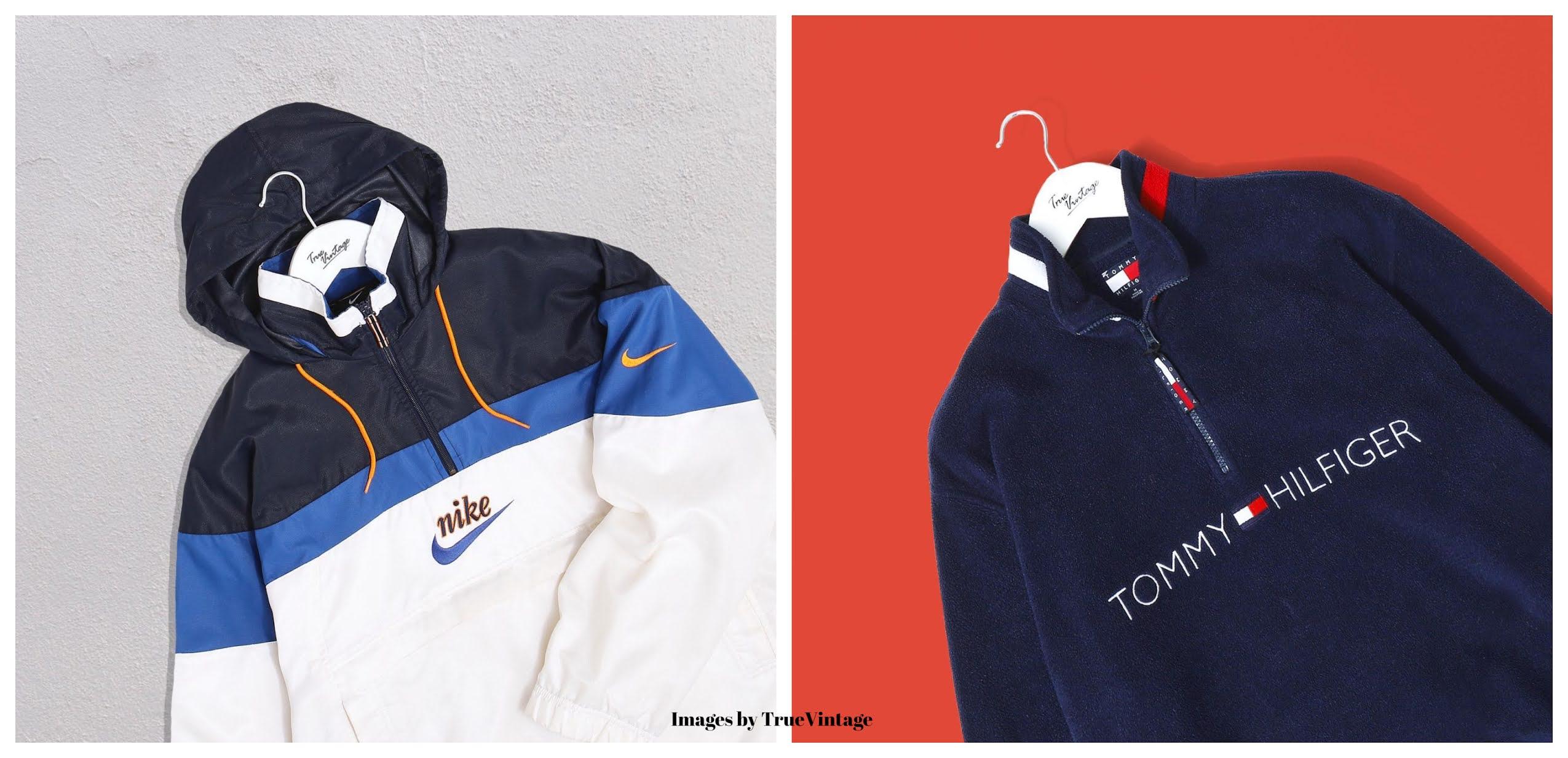 vintage thrifts sportswear