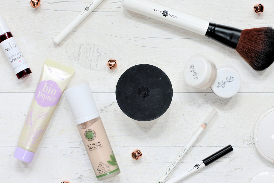Natural, vegan and cruelty free makeup products ft. Ere Perez, Neve Cosmetics, PHB Ethical Beauty and Lily Lolo