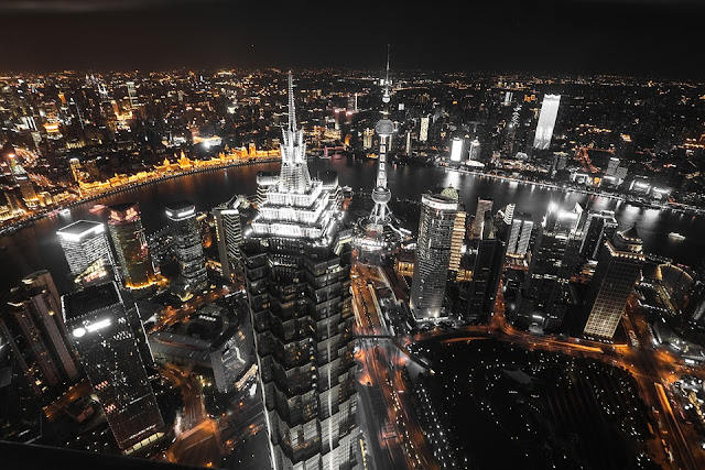 Shanghai-Cina-skyline
