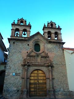 Capilla San Antonio Abad, no Hotel Monastério, em Cusco