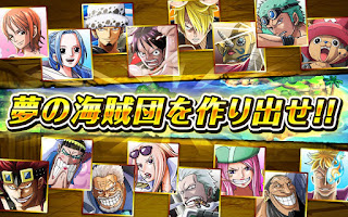 One Piece Treasure Cruise Japan v7.2.1 MOD Unlimited APK Terbaru