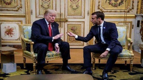 Francia y EE.UU. coinciden reforzar seguridad en Europa