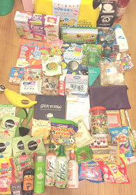 Blog on mosi 2016 goody bag contents