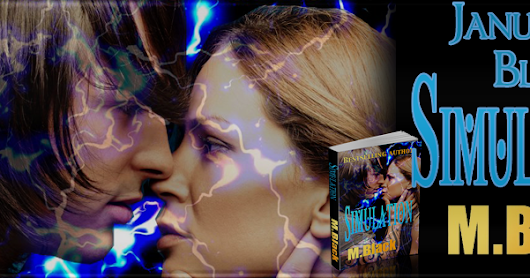 Book Blitz: Simulation by M. Black - Excerpt - Giveaway!