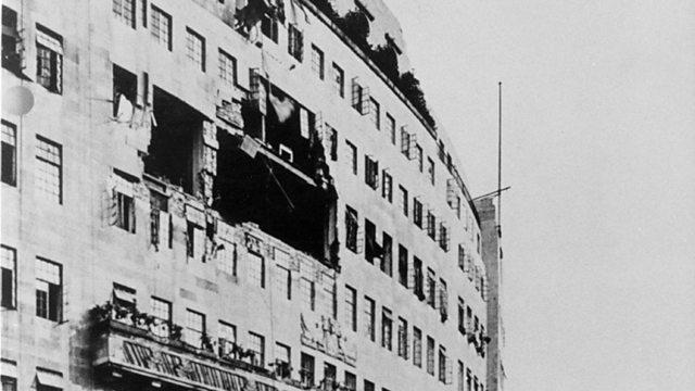 15 October 1940 worldwartwo.filminspector.com BBC House