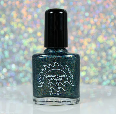 Great Lakes Lacquer Bleeding Teal