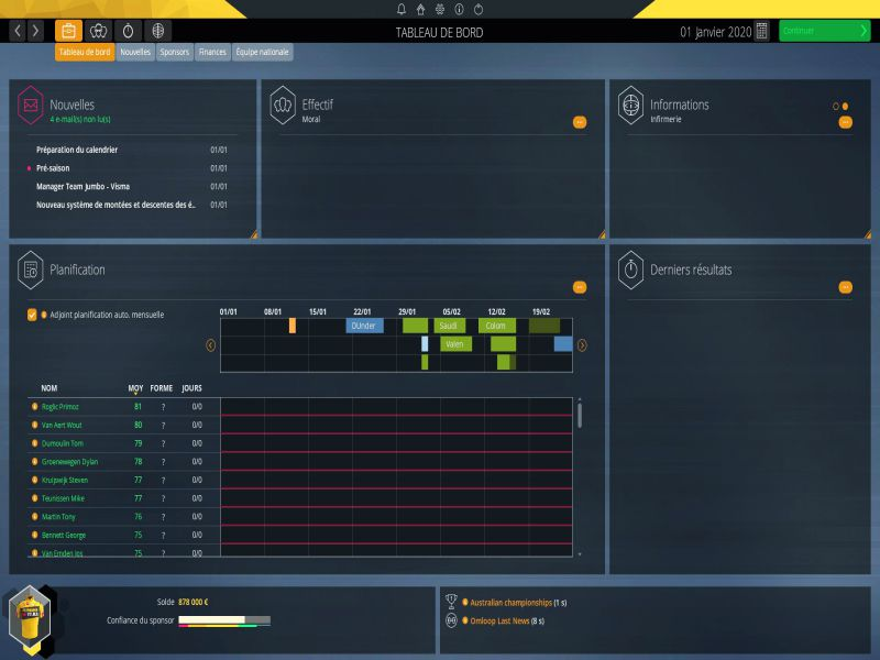 Download Pro Cycling Manager 2020 Game Setup Exe