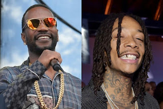 Juicy J Leaves Columbia Record to Work With Wiz Khalifa