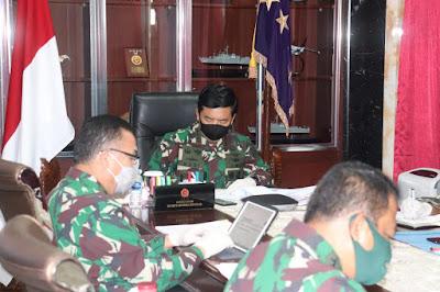 Personel dan Alutsista TNI Dikerahkan Untuk Dukung Penanganan Covid-19