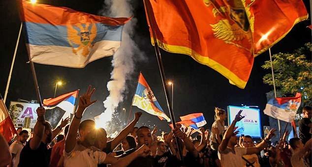 #Црна #Гора #Избори #Победа #Срби #опозиција #Косово #Метохија #ИванМаксимовић