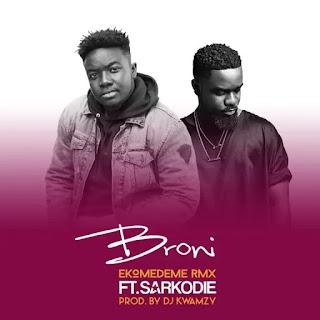 Sarkodie – Ekomedeme Remix (Produced By DJ Kwamzy). mp3