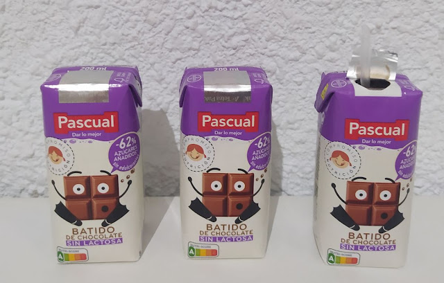 Batido Chocolate Sin Lactosa