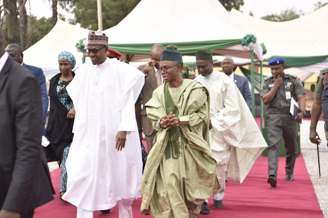 What El-Rufa'i said to Buhari after visiting Kaduna
