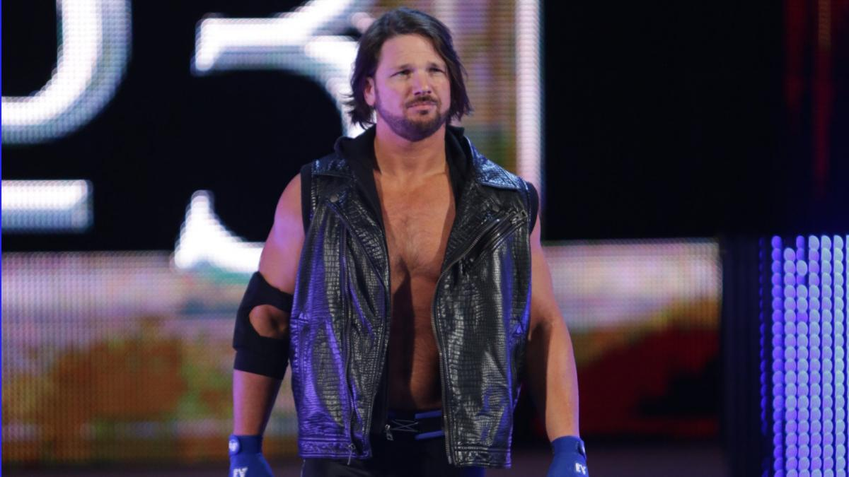Arn Anderson queria que AJ Styles tivesse vencido o Royal Rumble 2016