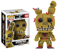 Funko Pop! Spingtrap Gamestop