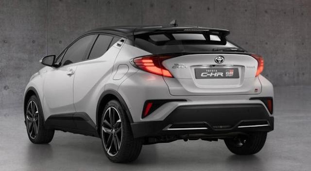 Keunggulan Mobil Toyota CHR Yang Harus Kamu Tau