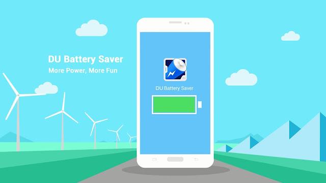 اخر اصدار من تطبيق DU Battery Saver v4.4.5.1 للحفاظ على البطارية