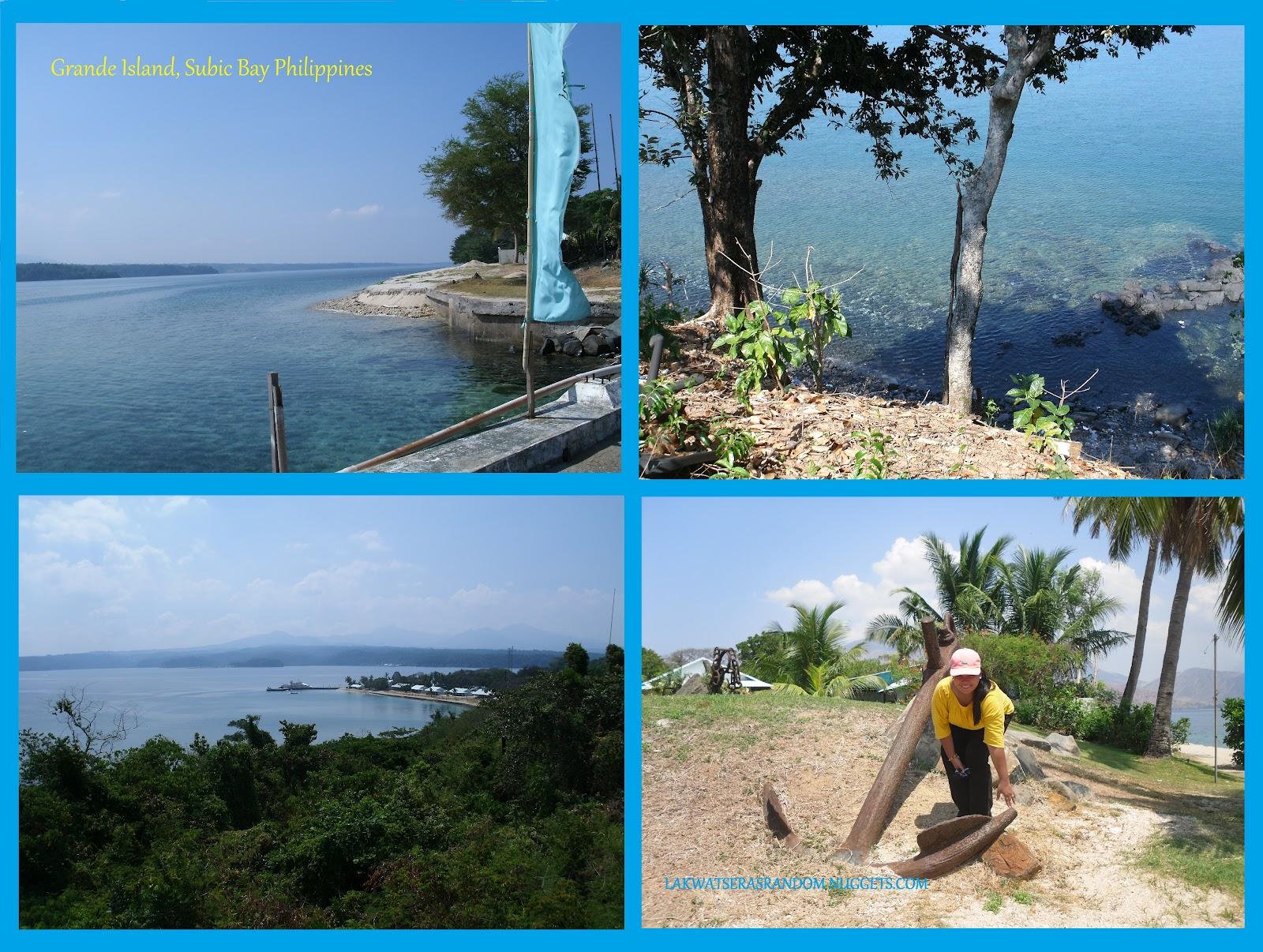Beach Resort Rock White Subic