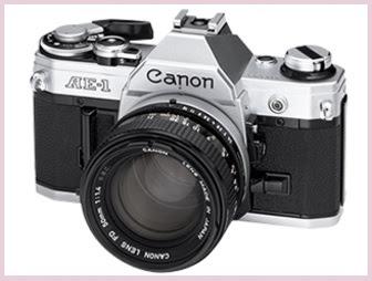 Kamera SLR AE-1
