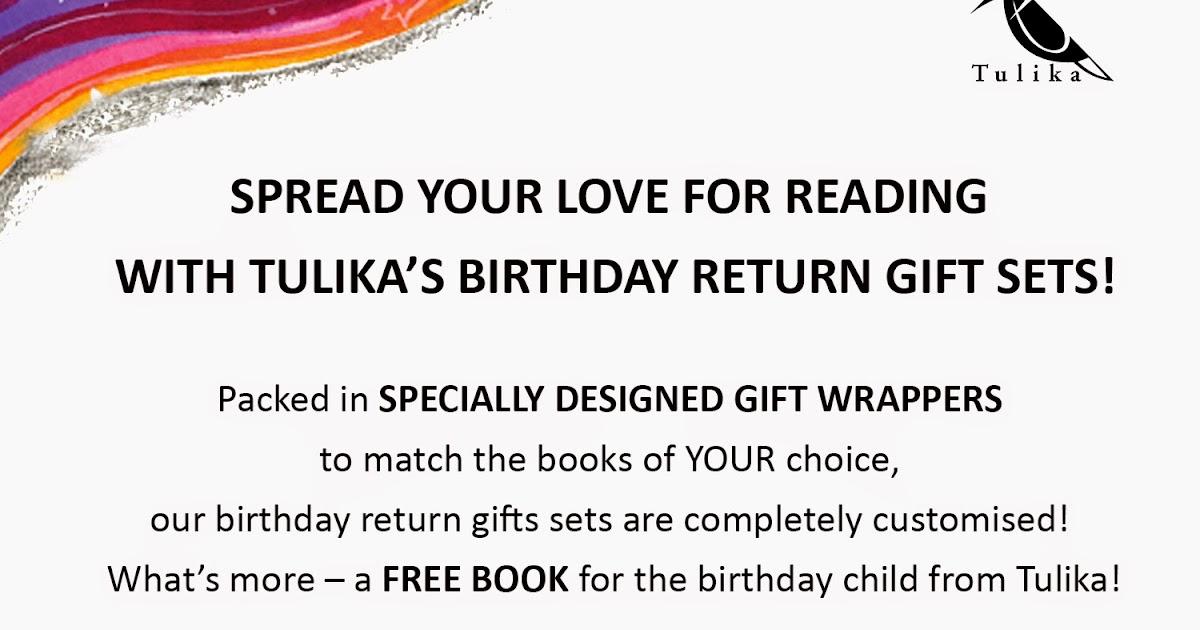 Tulika Publishers Tulikas Birthday Return Gift Sets
