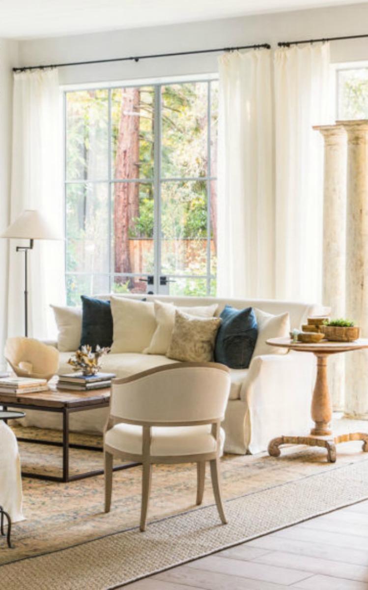 Modern farmhouse living room - Decor Inspiration An Inspiring Modern Farmhouse Living Room