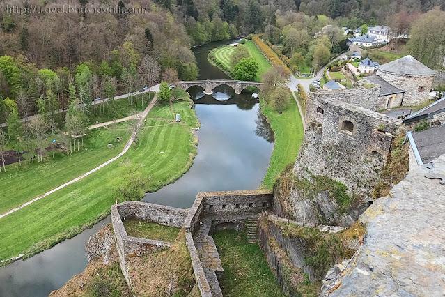 chateau de bouillon fortress visit