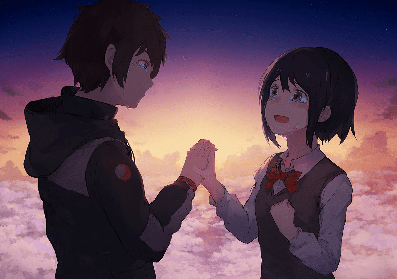 AowVN%2B%252858%2529 - [ Hình Nền ] Anime Your Name. - Kimi no Nawa full HD cực đẹp | Anime Wallpaper