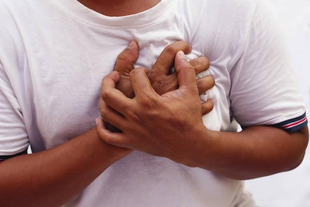 اعراض الذبحه الصدريه وأنواعها  وكيفية الوقاية منها