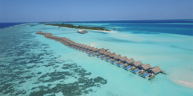 LUX* South Ari Atoll, (c) LUX* Resorts & Hotels