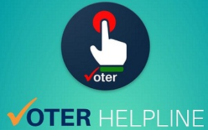UPDATE ELECTION CARD THROUGH OFFICIAL VOTER HELPLINE APPLICATION VIDEO