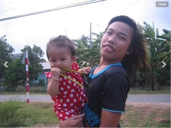 Lộ ảnh 'thời con gái' của công chúa Tùng Sơn tại quê nhà khiến dân mạng phát sốt - 2