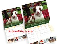 Logo Isola dei Tesori ''Calendario 2020'': buono spesa da 5€ (Premio certo) e vinci buoni da 30€ e copia Calendario