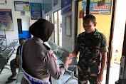 Puncak HUT TNI ke-74, Satpas SIM di Pinrang Buka Pelayanan SIM Gratis untuk Personil TNI