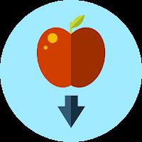A falling apple