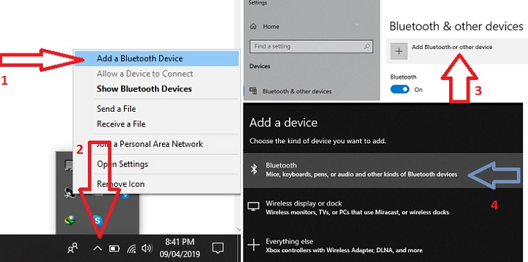 How to Enable Bluetooth in Windows 10